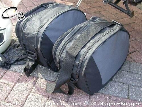 i50ktg koffer innentaschen bmw r1200c r 1200 c cruiser. Black Bedroom Furniture Sets. Home Design Ideas
